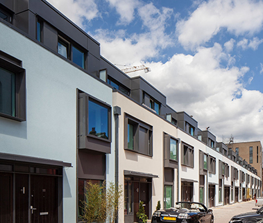 Portobello Square, London: PRP Architects