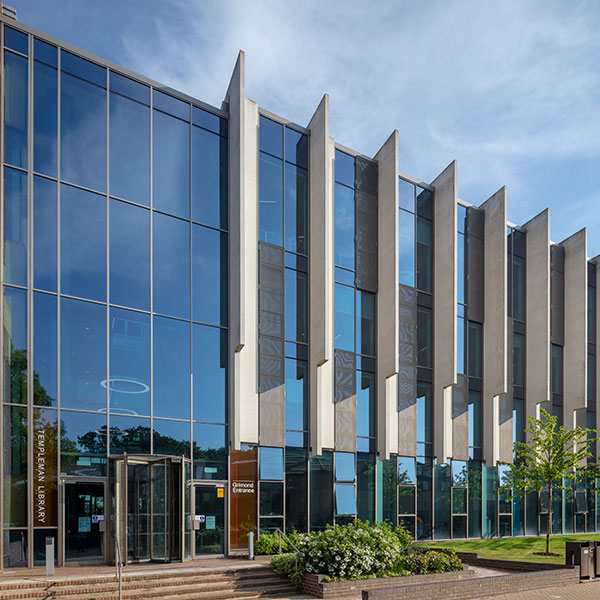 The Templeman Library, University of Kent