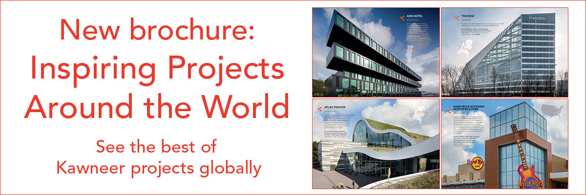 New Brochure: Inspiring Projects Around The World