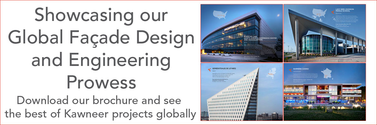 Showcasing our Global Facade Design and Engineering Prowess