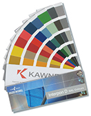 Kawneer Colour Range